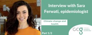 Interview with Sara Ferwati