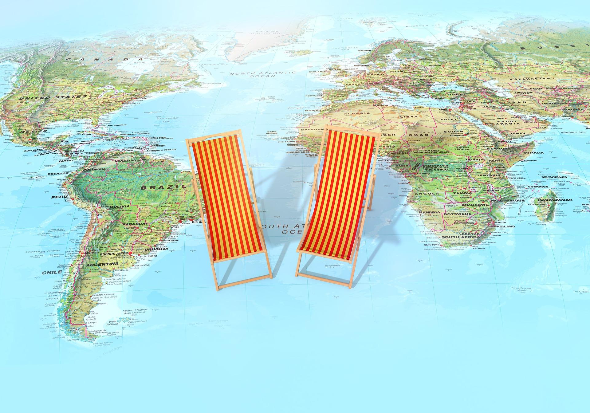 Le tourisme : une empreinte GES mondiale
